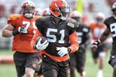 Cleveland Browns cut former Pro Bowl LB Jamie Collins