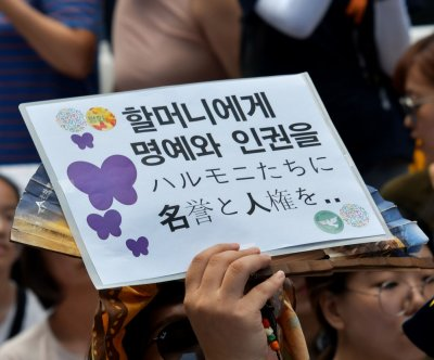 South Korea 'comfort women' activist denies allegations