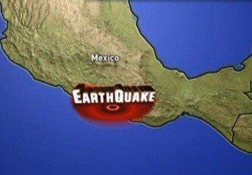 Hundreds of homes damaged in Mexico quake
