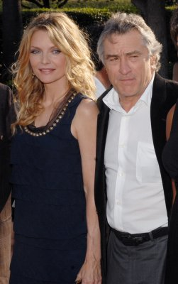 Michelle Pfeiffer: Robert De Niro a great influence on film sets