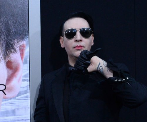 Marilyn Manson reportedly punched in the face at Denny's