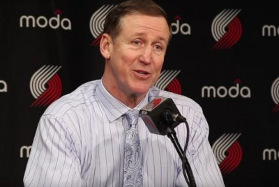 Portland Trail Blazers burn Houston Rockets, move into playoff position