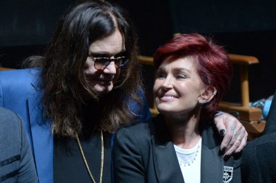 Sharon and Ozzy Osbourne step out following split