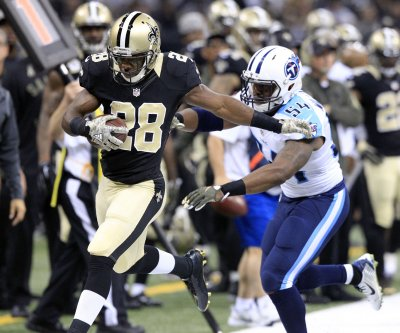 New Orleans Saints: C.J. Spiller fighting for roster spot