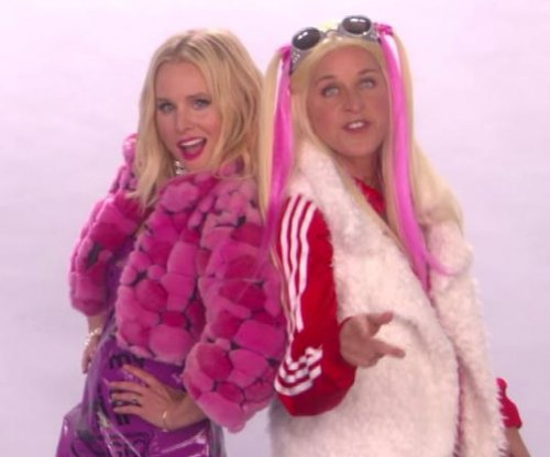 Kristen Bell, Ellen DeGeneres audition for the Spice Girls on 'Ellen'