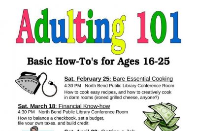 Oregon library offering 'Adulting 101' classes for Millennials