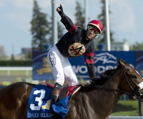 UPI Horse Racing Weekend Roundup: Bigger Picture rallies from last of nine