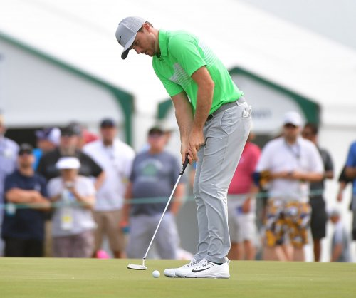 PGA Northern Trust: Russell Henley leads after opening 64
