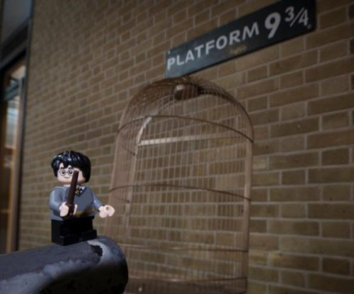 New 'Harry Potter' Lego sets featuring Hogwarts announced