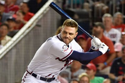Braves' Freddie Freeman cranks grand slam vs. Tigers