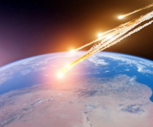 Ancient comet impact triggered fires, climate change