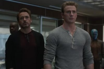 Iron Man, Captain America reunite in new 'Avengers: Endgame' clip