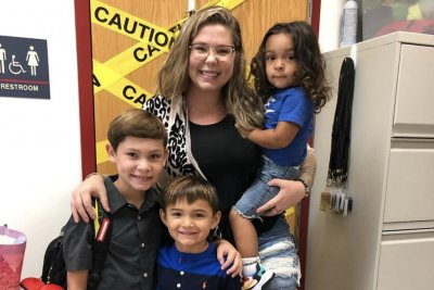 Kailyn Lowry says baby No. 4 is a boy