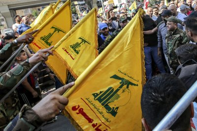 U.S. blacklists ex-Lebanese ministers for supporting Hezbollah