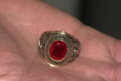 Class ring found in New Hampshire pond after 53 years