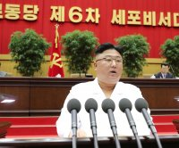 North Korean leader calls for sacrifice in another 'Arduous March'