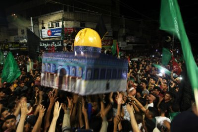 Unconditional cease-fire between Israel, Hamas takes effect in Gaza