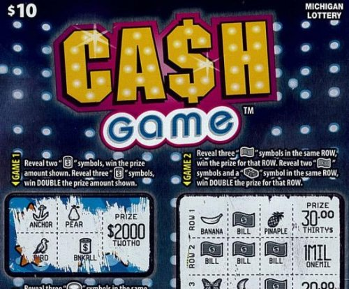 Clerk chooses $1 million lottery ticket for Michigan woman