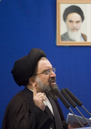 Khamenei dismisses riots as interference