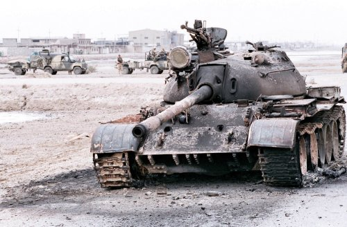 Iraq seen as major arms buyer by 2020