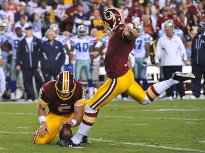 NFL: Washington 13, Dallas 7