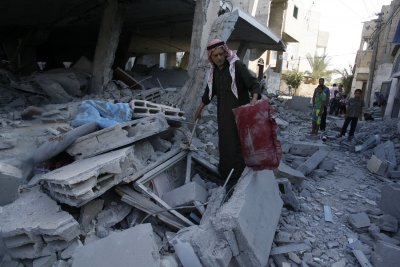 Amal Alamuddin declines U.N. request to investigate war crimes in Gaza