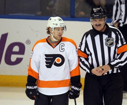 Philadelphia Flyers slip by Buffalo Sabers
