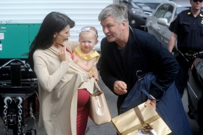 Alec Baldwin's wife Hilaria gives birth to their second child -- a son
