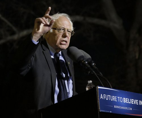Sanders to stay in race 'until the last vote is cast'
