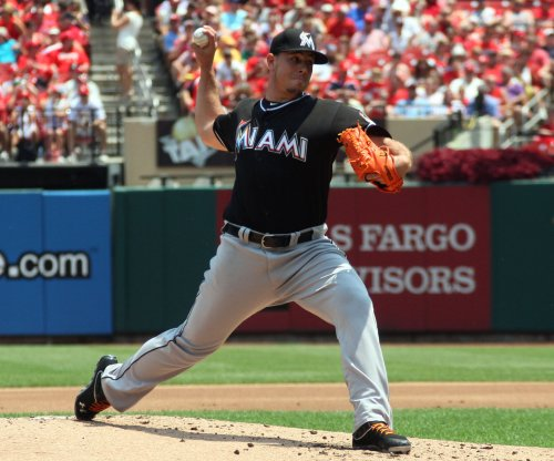 Atlanta Braves rough up Jose Fernandez, Miami Marlins