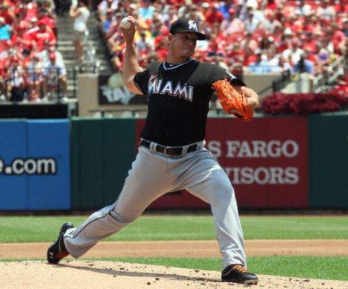 Atlanta Braves rough up Jose Fernandez, Miami Marlins