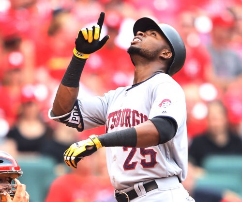 Gregory Polanco powers Pittsburgh Pirates past St. Louis Cardinals