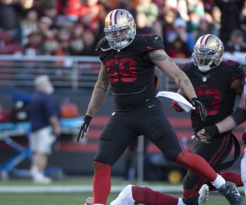 San Francisco 49ers' Aaron Lynch suspended four games