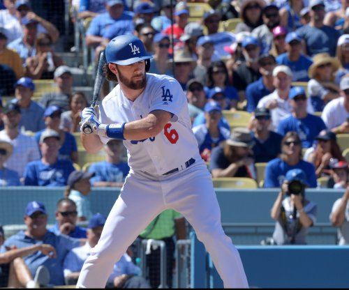 Charlie Culberson's homer clinches NL West title for Los Angeles Dodgers
