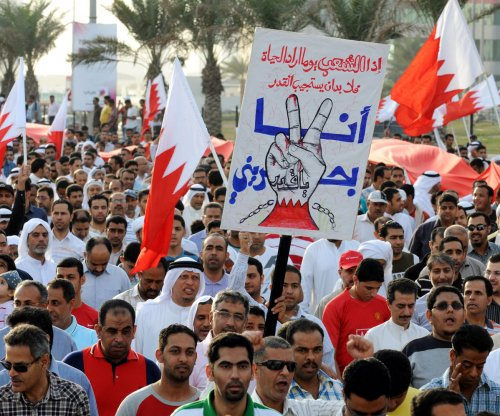 Bahrain city hall set on fire after execution of three prisoners