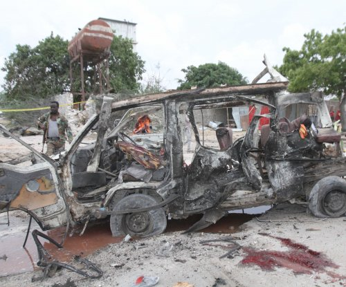 Somalia's new military chief survives bombing that kills 15