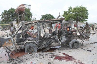 Somalia's new military chief survives bombing that kills 15