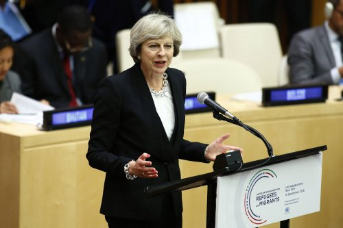 Watch live: Theresa May reacts to Manchester concert attack