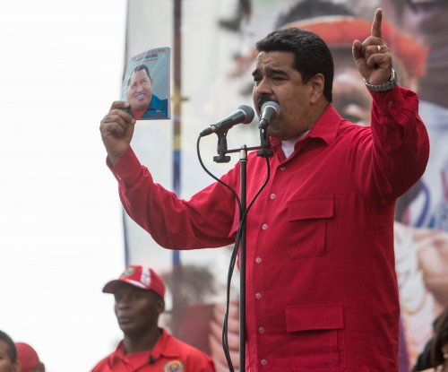 Venezuelan gov't praises controversial election condemned by opposition