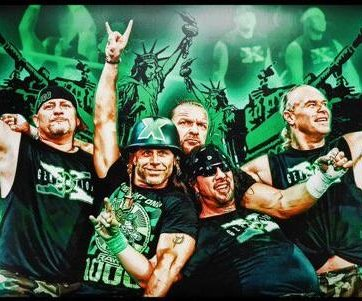 WWE: Triple H, Shawn Michaels and more celebrate 20th anniversary of DX