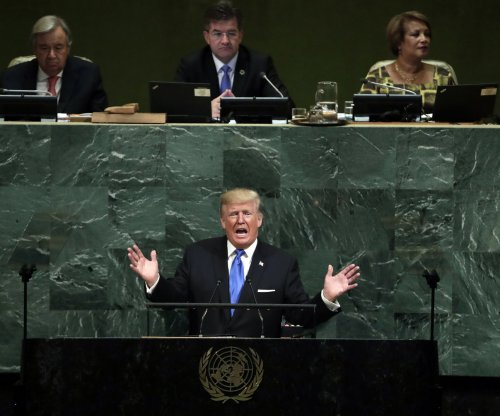 Trump's U.N. speech draws mixed reactions from world leaders