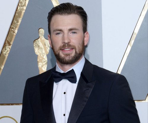 Chris Evans posts clip of first meeting with dog on National Pet Day