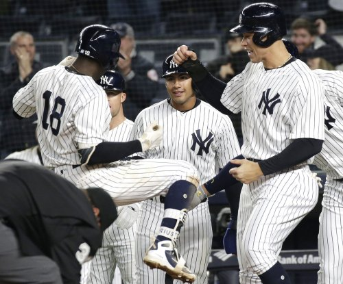 Didi Gregorius, New York Yankees continue series vs. Minnesota Twins