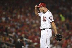 Dodgers finalizing deal to acquire Nationals stars Max Scherzer, Trea Turner