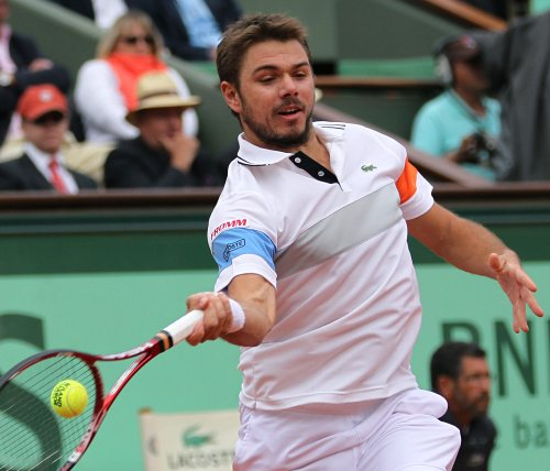 Haas, Wawrinka move up in tennis rankings