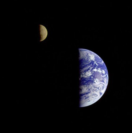 Earth-moon smashup older than previously thought