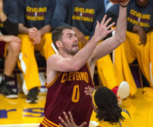 Love: 'I'm going back to Cleveland'