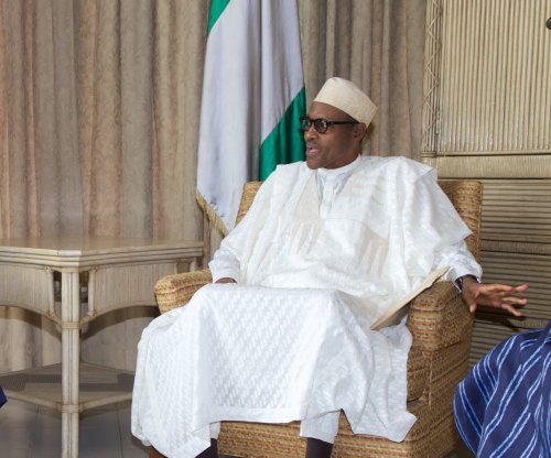 Nigeria's president visits Cameroon in continued efforts against Boko Haram
