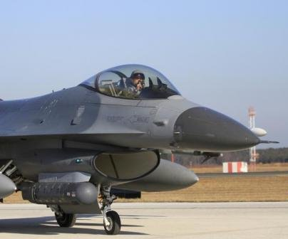 North Korea denounces U.S. ambassador for F-16 flight