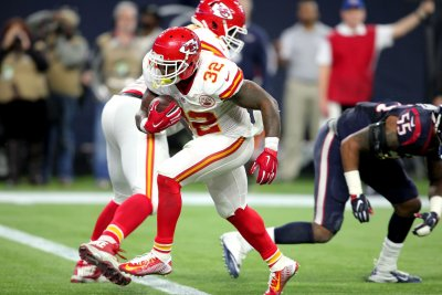Kansas City Chiefs RB Spencer Ware takes advantage of opportunity